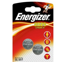�������� ��������� CR2025 (Energizer CR2025 PIP2) (2 ��)