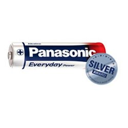 ����������� ��������� a� (panasonic everyday power silver lr6) (4 ��)