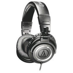 Audio-Technica ATH-M50 BKC (черный)