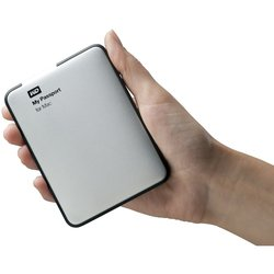 western digital wdbz9s0020bsl-eeua my passport for mac 2tb (серебристый)