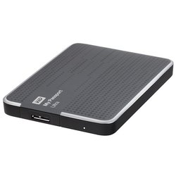 western digital my passport ultra 2tb (wdbmwv0020bbk) 2000gb wdbbuz0020btt-eeue (серый) titan