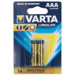 Алкалиновая батарейка ААА (VARTA Energy 4103213412) (2 шт)