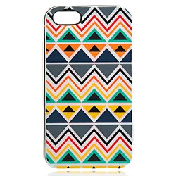 ����������� �����-�������� ��� apple iphone 5, 5s (zazzle aztec 14933) (��� 13)