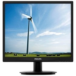 philips 19s4lsb5 (черный)