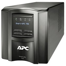APC by Schneider Electric Smart-UPS 750VA LCD 230V