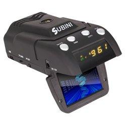 Subini GRD-H9+ STR (видеорегистратор с Антирадаром Стрелка + GPS)