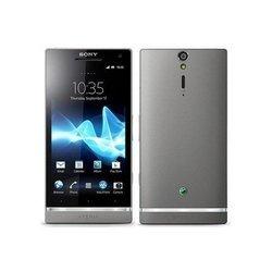 Sony Xperia SL LT26ii (темно-серебристый) :