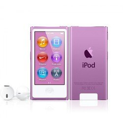 apple ipod nano 7 16gb purple md479 (пурпурный) :::