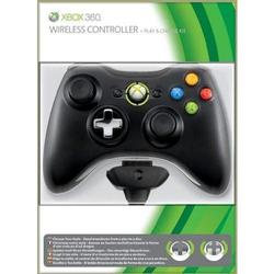 ������������ ������� ��� xbox 360 (������) + play and charge kit (qff-00010)