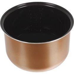 Чаша для мультиварок Redmond RMC-M4503, RMC-M4502, RMC-M4501, RMC-M20, RMC-M70, M4500, M45021, M4525, M4535, 45031 (RIP-C2) (золотистый)