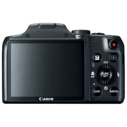 canon powershot sx170 is (черный)