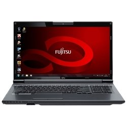"fujitsu lifebook nh532 (core i5 3210m 2500 mhz/17.3""/1920x1080/4096mb/750gb/dvd-rw/nvidia geforce gt 640m le/wi-fi/bluetooth/win 7 hp 64)"