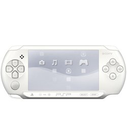 sony playstation portable psp e1008 (ps719215936) (белый)