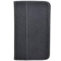 """Чехол-книжка для Samsung Galaxy Tab 4 8"""" (Jet.A SC8-26) (черно-серый)"""