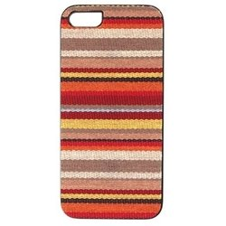 чехол-накладка для apple iphone 5, 5s (ikins iki5fahab) (hawaiian stripe)