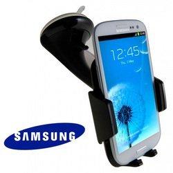 Универсальный автомобильный держатель для телефонов (Samsung EE-V200SABEGRU) (Оригинал)