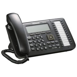 Panasonic KX-UT136RU-B (черный)