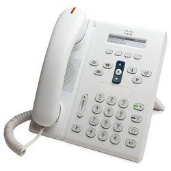 IP - телефон Cisco 6921 (CP-6921-W-K9=) (белый)