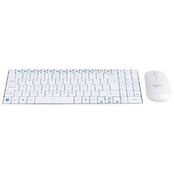 Gembird KBS-P5-W-RU White USB (белый)