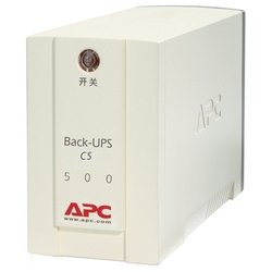 APC by Schneider Electric Back-UPS 500VA 220V