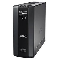 APC by Schneider Electric Power-Saving Back-UPS Pro 1000, 230V,