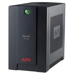apc by schneider electric back-ups 550, avr, 230v, argentina
