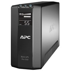 APC by Schneider Electric Power-Saving Back-UPS Pro 550, 230V, Argentina