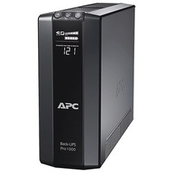 APC by Schneider Electric Power-Saving Back-UPS Pro 1000 with LCD, 230V, India
