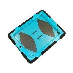Пластиковый чехол-накладка для Apple iPad 2, 3 (Palmexx PX/CASE IPD3 SURVIVOR BLU) (голубой)