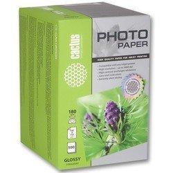 Фотобумага глянцевая 10x15 (500 листов) (Cactus CS-GA6180500)