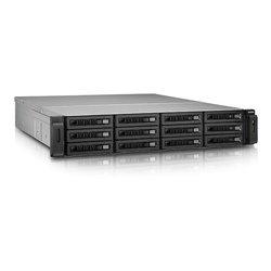 Сетевое хранилище (QNAP TS-1279U-RP) (HDD до 12 шт)