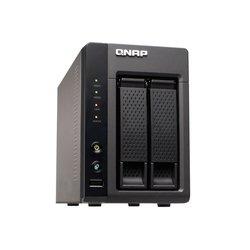 Сетевое хранилище (QNAP TS-221) (HDD до 2 шт)