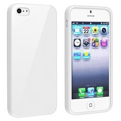 ����������� �����-�������� tpu ��� apple iphone 5, 5s (14412) (�����)