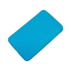 Чехол-книжка для Samsung Galaxy Tab 3 8.0 T3100 (Palmexx SmartBook) (голубой)