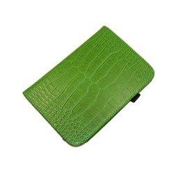 Чехол-книжка для Samsung Galaxy Note 8.0 N5100 (Palmexx SmartSlim) (зеленый крокодил)