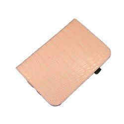 Чехол-книжка для Samsung Galaxy Note 8.0 N5100 (Palmexx SmartSlim) (розовый крокодил)