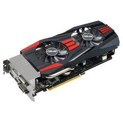 ASUS GeForce GTX 760 1072Mhz PCI-E 3.0 2048Mb 6008Mhz 256 bit 2xDVI HDMI HDCP