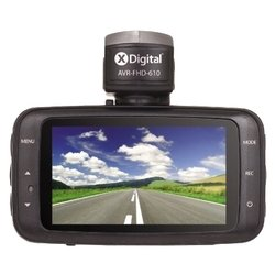 x-digital avr-fhd-611 gps