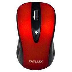 delux dlm-483gl red-black usb