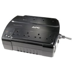 apc by schneider electric power-saving back-ups 550, 230v bs1363