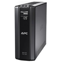 APC by Schneider Electric Power Saving Back-UPS Pro 1500, 230V, CEE 7/5