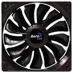 aerocool air force black edition 12 cm