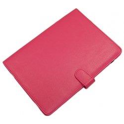 """Универсальный чехол-книжка для планшетов 10"""" (Palmexx) (малиновый)"""