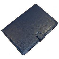 """Универсальный чехол-книжка для планшетов 10"""" (Palmexx) (синий)"""