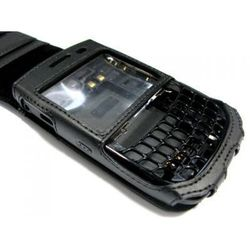чехол-флип для blackberry curve 8520 (palmexx) (черный)