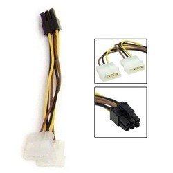 ������ ������� 2�Molex - PCI-E 6pin (Orient C391)