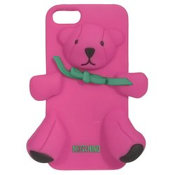 ��������� �����-�������� tpu ��� apple iphone 5, 5s (moschino gennarino bear 14234) (���������)