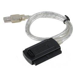 Кабель USB A (m) - SATA/IDE 1.2 м (VCOM VUS7056)