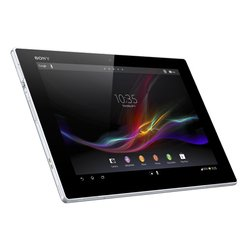 sony xperia tablet z 16gb lte (белый) :