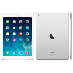apple ipad air 32gb wi-fi silver (белый) :::